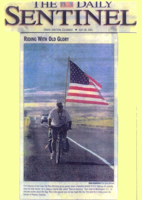 06. Riding with Old Glory